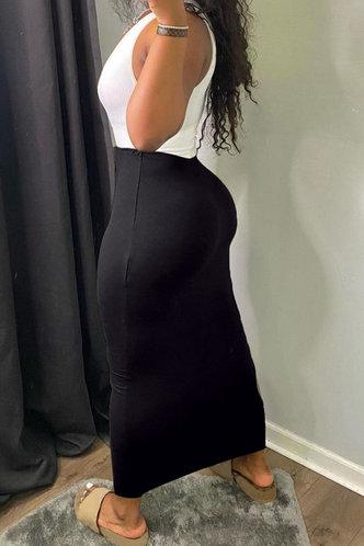 back_Nicola Elsa White And Black Set
