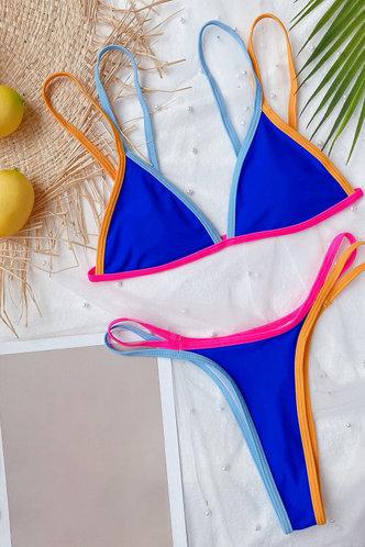 back_Lana Eileen Multicolor Bikini