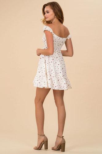 back_Cruising {Color} Mini Dress