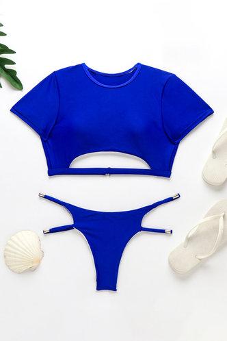 back_Ferne Elsa Royal Blue Bikini