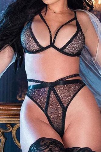 back_Eloise Elsie Black Sexy Lingerie