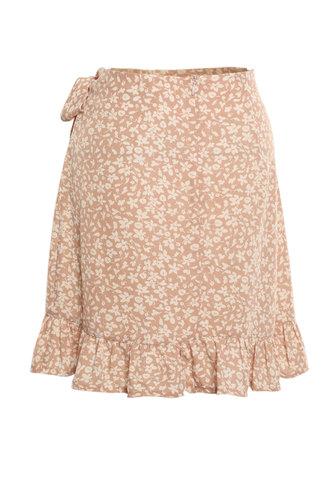 back_Carefree {color} Skirt
