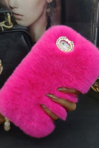 front_Selma Eunice Rose Pink Phone Case