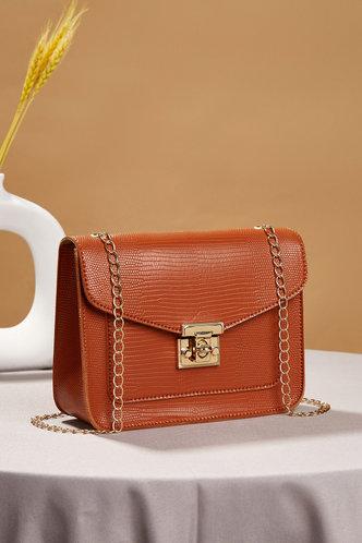 back_Tessa Erica Brown Crossbody Bag