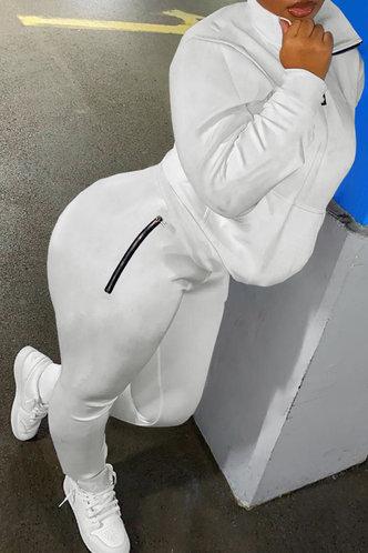 back_Juanita Eudora White Pants Set