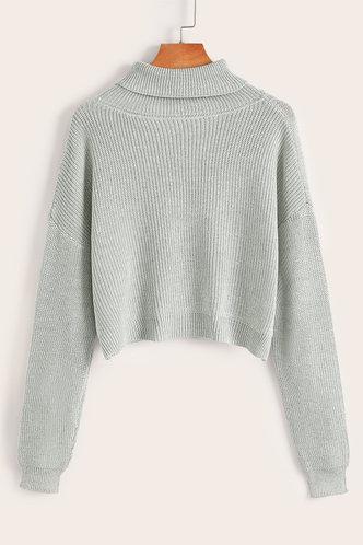 front_Karan Light Grey Sweater