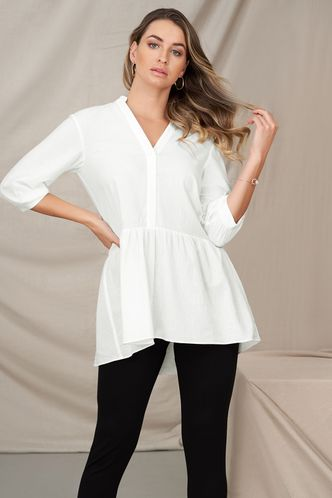 front_The Way You Feel {Color} Blouse