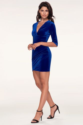 front_Dance All Night {Color} Bodycon Dress