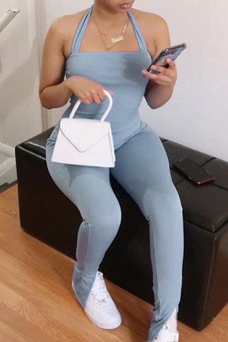 front_Enid Edwina Rusty Blue Jumpsuit