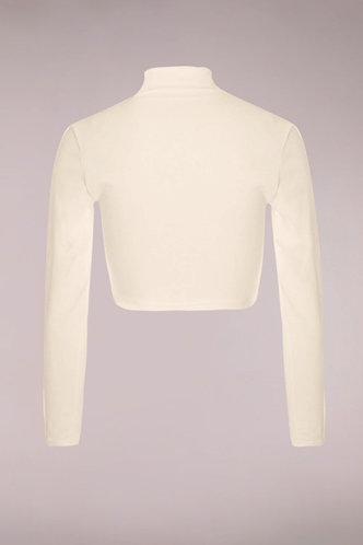 back_Emmerson Apricot Long Sleeve Top