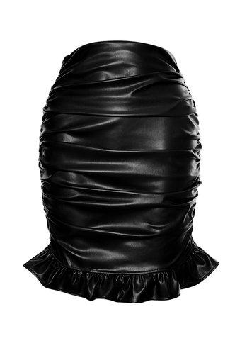 back_Night Owl Black Skirt