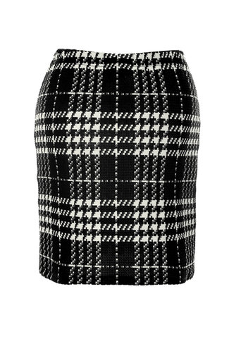 back_Checked Out {color} Skirt