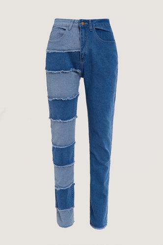 back_Lana Eve Colorblock Jeans