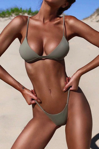 back_Nan Edith Green Bikini