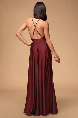 back_City Of Light {Color} Maxi Dress