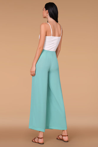back_Distinguished {Color} Pants