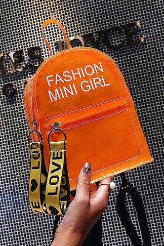 back_Katrina Fiskan Orange Bagpack