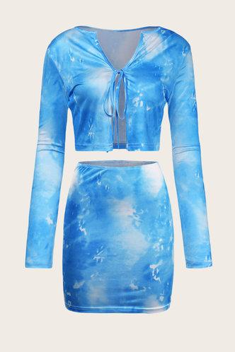 back_Katrina Elsie Blue Tie Dye Set