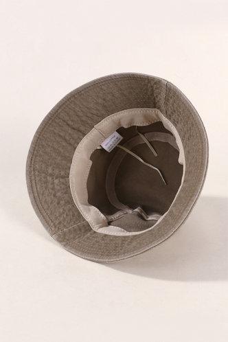 back_Ilse Elma Khaki Bucket Hat