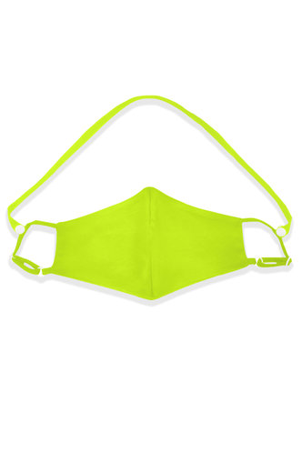 front_Face Mask Strap with Snap Closure