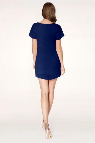 back_Doing It Right {Color} Mini Dress