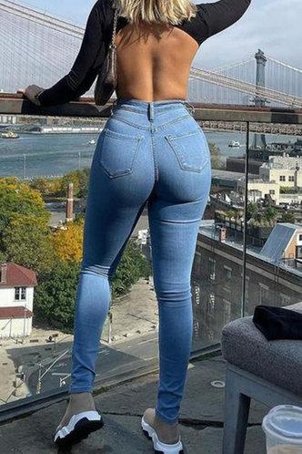 front_Nana Emily Wash Blue Jeans