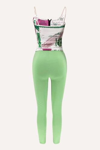 back_Maude Elsa Green Multi Print Set