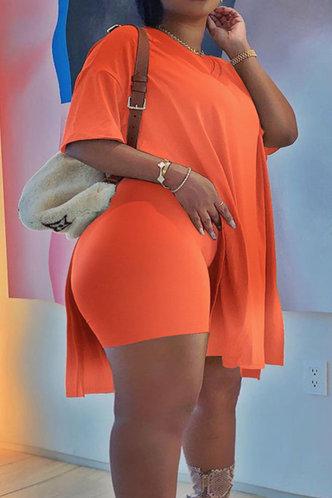 front_Hannah Laget Orange Plus Set
