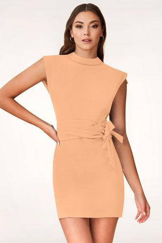 front_Do My Thing {Color} Mini Dress