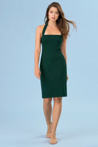 front_Hailey {color} Midi Dress