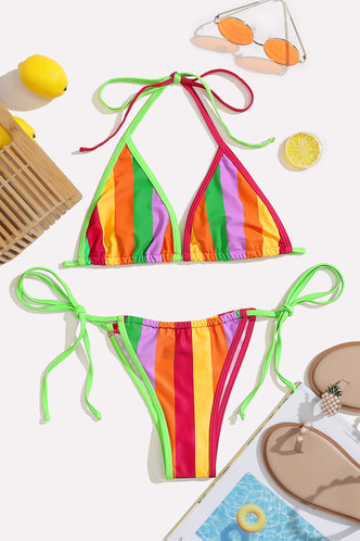back_Chanel Ella Colorblock Bikini