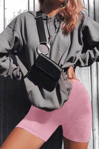 back_Libby Eden Pink Biker Shorts