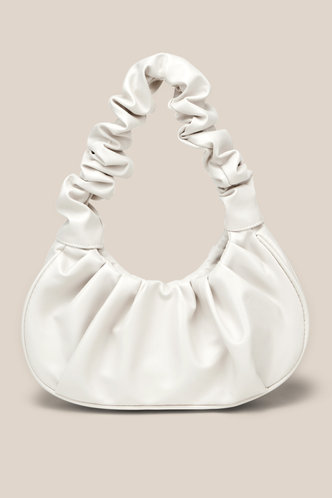 front_Chloe Edith White Shoulder Bag