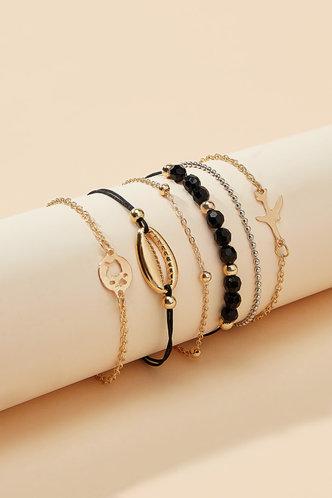 back_Maisie Ella Gold Bracelet 6pcs