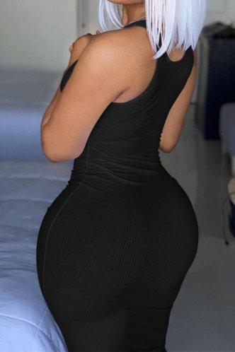 back_Athena Erica Black Plus Bodycon Dress