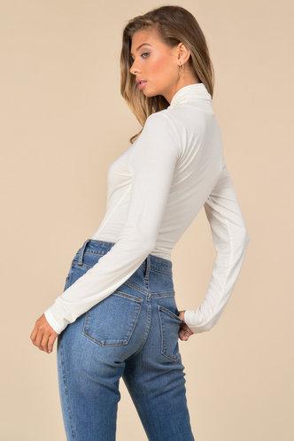back_Perfect Fit {color} Turtleneck Top