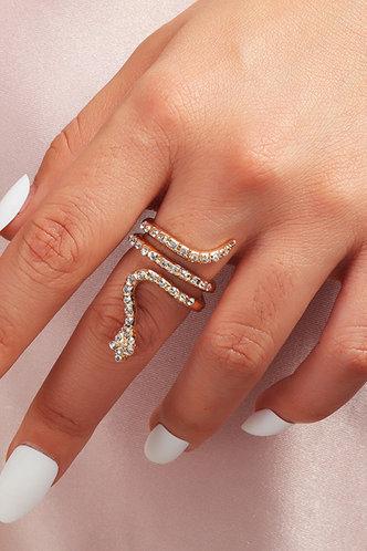 back_Hortense Elsa Gold Snake Design Ring