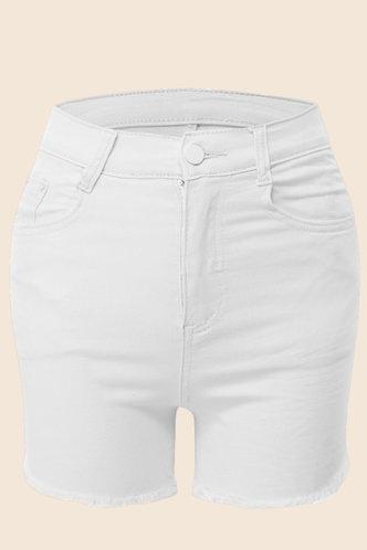 back_Lillian Eartha White Shorts