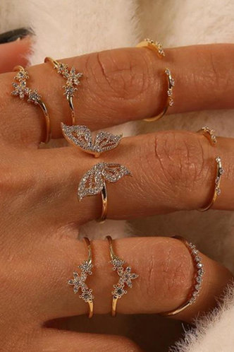 front_Eleanore Eve Gold Ring 6pcs