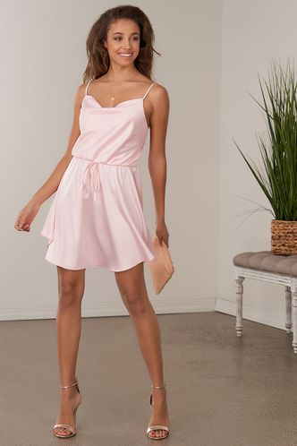 front_Love You Forever {Color} Mini Dress