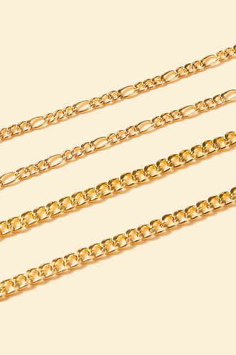 back_Casual Chain Gold Body Jewelry