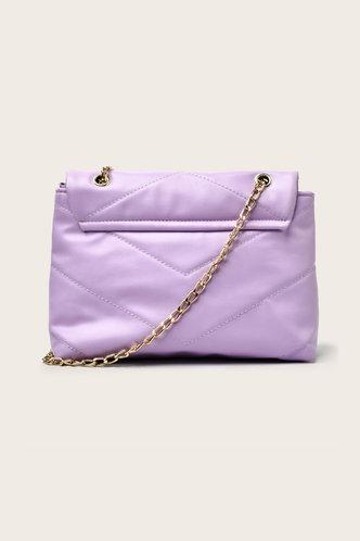 back_Ethel Elizabeth Lilac Shoulder Bag