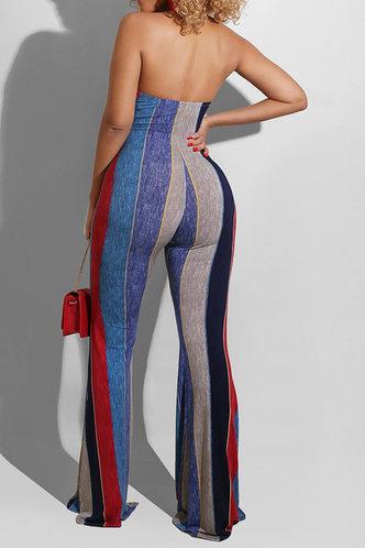 back_Teresa Ella Colorfui Striped Jumpsuit
