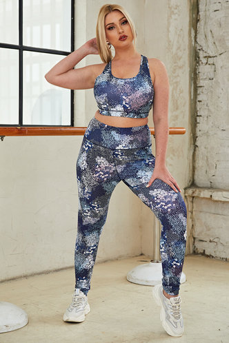 front_Holly Edith Grey Tie Dye Plus Set