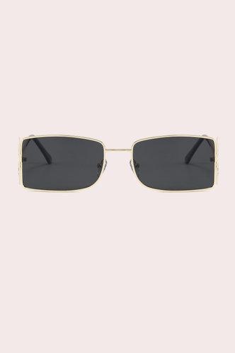 back_Square Grey Glasses & Eyewear accessories