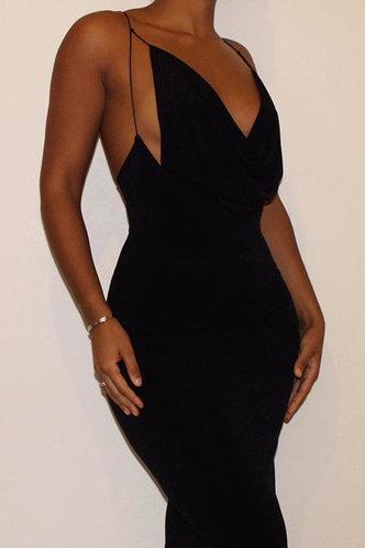 back_Jen Elaine Black Dress
