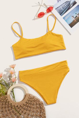 back_Eugenia Edith Yellow Bikini Set