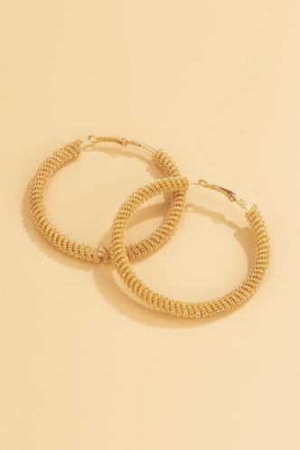 back_Gold Earring