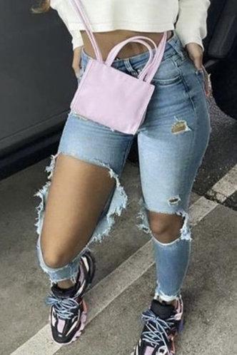 back_Cheryl Eunice Wash Blue Jeans