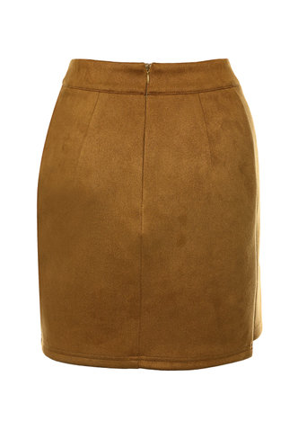 back_Persuaded {color} Skirt